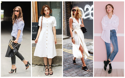 7 kiểu trang phục vừa tiện dụng vừa thời thượng, lại cực phù hợp với mùa hè mà chị em không thể bỏ qua