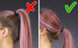 Để tóc nhanh dài và mềm mượt trong mùa hè, bạn hãy duy trì những thói quen này thường xuyên