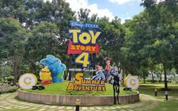 Summer Adventure - chuyến thám hiểm hè khó quên tại Crescent Mall