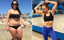"""Tâm sự của người phụ nữ """"đánh bay"""" 18kg ra khỏi cơ thể mà vẫn dễ dàng chiều chuộng bản thân"""