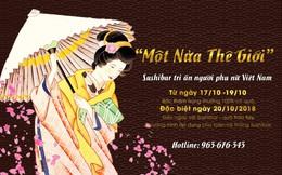 Cùng SUSHIBAR tri ân phụ nữ Việt