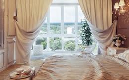 Mách bạn cách chọn rèm cửa phòng ngủ hữu ích nhất cho sức khỏe
