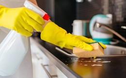 Mẹo giữ nhà bếp luôn sạch sẽ cho chị em bận rộn