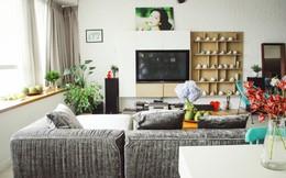 Căn hộ đầy cảm hứng có giá 9 tỷ đồng, rộng 172m² ở Sài Gòn của người đàn bà đẹp