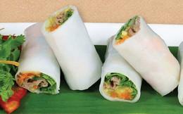 Đánh thức vị giác với những món cuốn Việt nhất định không thể bỏ qua