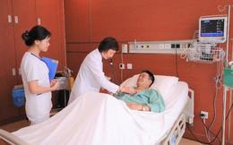 Thoát cơn đau thắt ngực bằng phẫu thuật bắc cầu chủ vành
