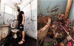 """Anh chủ nhà đen đủi nhất hành tinh: Mất 6 ngày thuê 7 chiếc xe dọn dẹp ngôi nhà """"bẩn thỉu như địa ngục"""", đuổi mãi khách thuê mới chịu đi"""