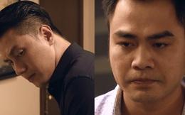 """""""Sinh tử"""" tập 8: Dù thẩm mỹ làm mất đi vẻ nam tính nhưng Việt Anh vẫn lột tả được sự gian xảo qua ánh mắt sắc lẹm"""