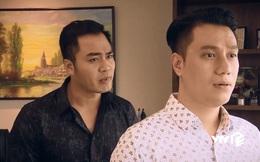 """""""Sinh tử"""" tập 9: Đàn em gây tội, Việt Anh muối mặt đi xin nhưng bị đuổi về vì ngu dốt"""
