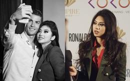 """Coco Trần - Nữ doanh nhân 9x từng ngồi nói chuyện và mời được Cristiano Ronaldo về Việt Nam có profile cực """"khủng"""""""