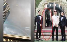 Hình ảnh khoảng trống trong bức ảnh đám cưới bạn thân Cao Dĩ Tường khiến nhiều người rơi lệ