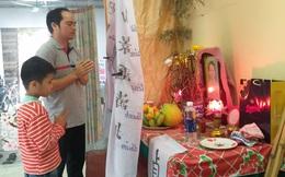 Nỗi đau của thầy giáo ung thư, vợ chết vì tai nạn để lại 2 con thơ ở Ninh Bình