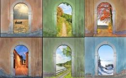 Chọn một cánh cửa mà bạn yêu thích để tiết lộ xu hướng cuộc sống của bạn trong tương lai