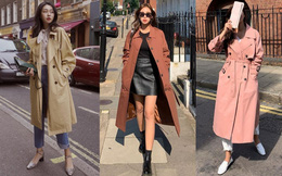 Với 3 tips diện áo khoác dáng dài sau, mỗi lần bạn mặc là trông cao thêm ít nhất 5 centimet