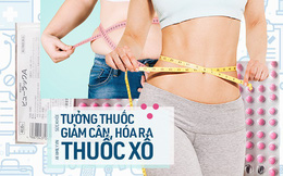 """Nhiều chị em mua phải thuốc xổ """"đội lốt"""" thuốc giảm cân: Sau lời quảng cáo """"thuốc detox Nhật siêu giảm cân"""" là những nguy hiểm rình rập"""