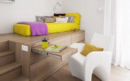 4 mẹo dùng đồ nội thất cho không gian nhỏ bỗng dưng sáng bừng, thoáng đãng