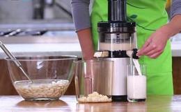 Sắm máy ép chậm cực chuẩn cho gian bếp với 4 lưu ý này
