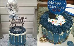 Đặt bánh sinh nhật đẹp như mây trời cho em gái, cô chị tái mặt khi nhận về bánh xấu, hôi, phẩm nhuộm xanh lè cả lưỡi