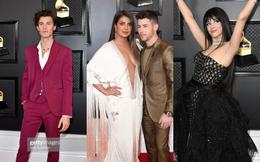 Thảm đỏ hot nhất đầu năm 2020: Shawn Mendes, BTS xuất hiện bảnh bao nhưng không gây sốt bằng màn khoe hết vòng 1 của Hoa hậu Priyanka Chopra