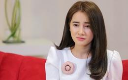 Nhã Phương khóc khi nói về việc yêu Trường Giang