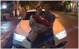 """Anh chồng """"nổi nhất đêm"""" mua xe BMW tặng vợ kỷ niệm 10 năm yêu nhau khiến dân tình xuýt xoa"""