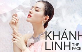 Khánh Linh The Face