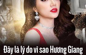 Đây là lý do vì sao Hương Giang trở thành Hoa hậu Chuyển giới