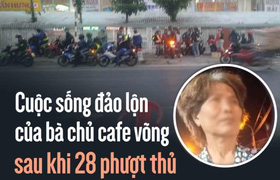 """Cuộc sống đảo lộn của bà chủ cafe Võng sau khi 28 phượt thủ """"đăng đàn"""" chê đắt"""