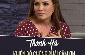 Bố chồng Thanh Hà cảm ơn con dâu vì đã đưa con trai trở về bên mình...