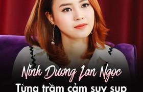 Ninh Dương Lan Ngọc từng trầm cảm suy sụp, gầy 39kg vì bị chê bai