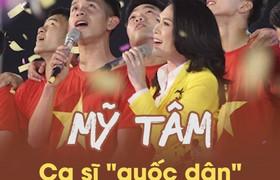 Mỹ Tâm - Ca sĩ 'quốc dân' của showbiz Việt