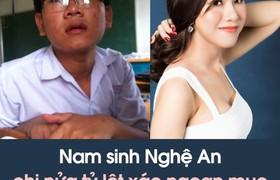 Nam sinh Nghệ An chi nửa tỷ lột xác ngoạn mục thành cô gái xinh đẹp