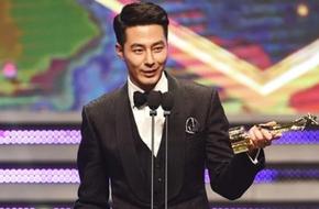 Jo In Sung đặc biệt cảm ơn Gong Hyo Jin khi nhận giải thưởng lớn