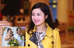 NSƯT Thu Hà lẻ bóng đến mừng đám cưới NSƯT Thanh Thanh Hiền