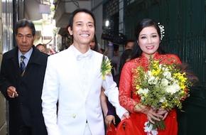 NSƯT Thanh Thanh Hiền và con trai Chế Linh ngập tràn hạnh phúc trong ngày cưới