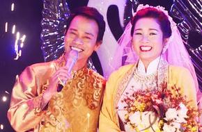 Tiệc cưới hoành tráng tại khách sạn 5 sao của NSƯT Thanh Thanh Hiền