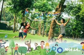 Đón năm mới với ngày hội sáng tạo cho cả gia đình tại Ecopark