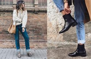 4 biến tấu giúp bộ đôi quần - ankle boots thêm phần thú vị