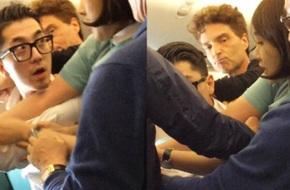 """Giọng ca đình đám """"Right here waiting"""" khống chế hành khách """"phát điên"""" trên chuyến bay rời Việt Nam"""