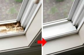 Không cần vất vả kỳ cọ, hãy làm theo cách này để cửa sổ tự sạch trong chốc lát