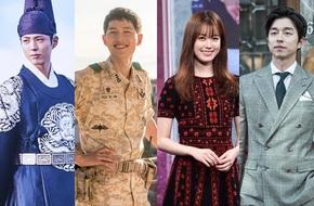 Đây là những mỹ nam, mỹ nữ Hàn mà khán giả muốn ở cạnh nhất ngày Giáng sinh