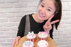 Lâm Tâm Như úp mở chuyện sinh con gái khi khoe thành quả làm bánh