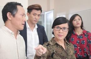 NSND Lan Hương tái xuất với vai mẹ chồng