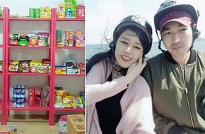 Người đàn ông xây cả một cửa hàng tiện ích tặng vợ đang mang thai