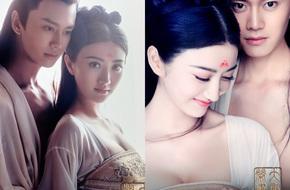 Đệ nhất mỹ nữ Cảnh Điềm khoe nhan sắc rực rỡ bên trai đẹp