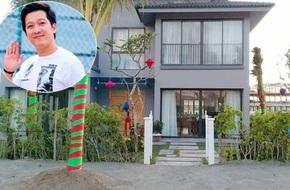 Trường Giang khoe biệt thự lồng lộng gió ven biển Phú Quốc trị giá 15 tỷ đồng