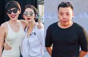 Hoàng Touliver - Tóc Tiên bất ngờ xuất hiện cùng nhau sau tin đồn rạn nứt tình cảm
