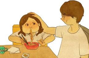 """Truyện tranh: Vợ và những trò đùa """"lầy lội"""" mà dễ thương vô cùng khiến chồng không yêu không được"""