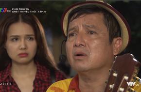Bắt chước dân mạng tỏ tình lãng mạn, NSƯT Chí Trung bị Vân Dung tạt nước