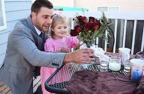 Có gì đặc biệt đến thế mà clip buổi hẹn hò đầu tiên của bố và con gái hút 16 triệu lượt xem?